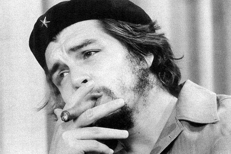 © Centro de Estudios Che Guevara Ernesto Che Guevara by Raúl Corrales.