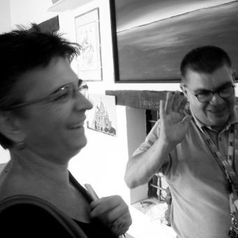 Incontri: Patrizia Cacciani e Mario Ferrara