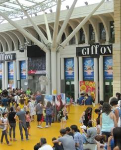 Arena del GiFFoni Experience