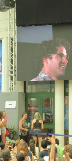 Darren Criss, ospite al GiFFoni Experience