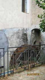 La sede della Fondazione nella antica ramiera, sede della Fondazione GiFFoni. Dettaglio esterno