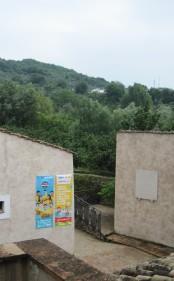 La sede della Fondazione GiFFoni nella antica ramiera