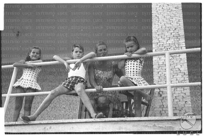 Santa Marinella, 1957